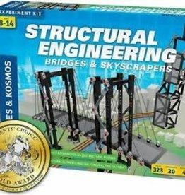 Signature Structural Engineering: Bridges & Skyscrapers