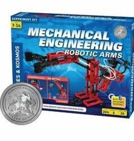 Thames & Kosmos Mechanical Engineering Robotic Arm