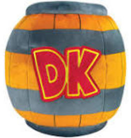 "Nintendo 13"" Nintendo Donkey Kong Barrel"