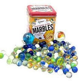The Original Toy Company Marbles in Tin 160 pc
