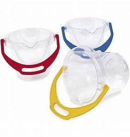 The Original Toy Company Bucket Clear