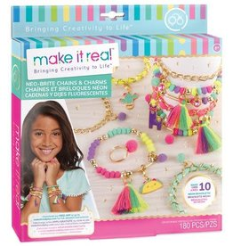 Make It Real NeoBrite Chains & Charms