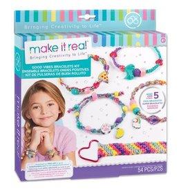 Make It Real Good Vibes Bracelet Kit