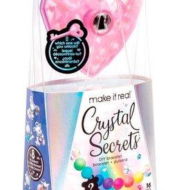 Make It Real Crystal Secrets: Series 1 Bracelet Kit