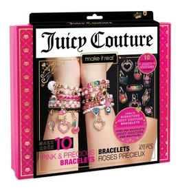 Juicy Couture Juicy Couture Pink and Precious Bracelets