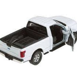 Toysmith Ford F-150 Truck White