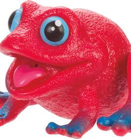 Toysmith Squish Frog - Red
