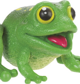 Toysmith Squish Frog - Green