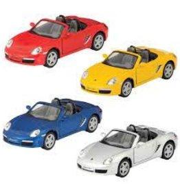 Kinsmart Porsche Boxter S