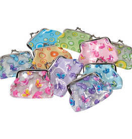 Schylling Coin Purse Plastic
