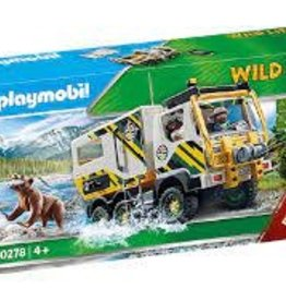 Playmobil Outdoor Expedition Truck