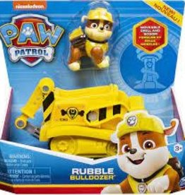 Spin Master Paw Patrol Rubble