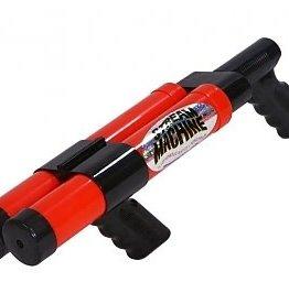 Stream Machine DB-1200 Double Barrel Red