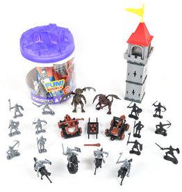 Fun Bucket Fun Bucket Playset Knight and Dragon