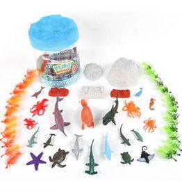 Fun Bucket Fun Bucket Playset Sea Creatures