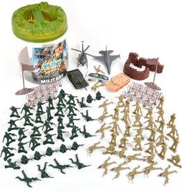 Fun Bucket Fun Bucket Playset Military Battle