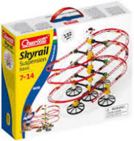 Quercetti Skyrail Basic Roller Coaster