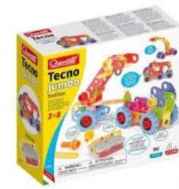 Quercetti Tecno Jumbo Toolbox