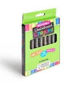 Crayola Chalkboard Mat Crayons