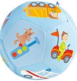 Haba World of Vehicles Baby Ball