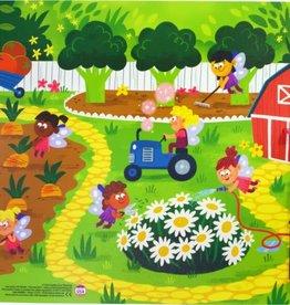 Constructive Eating Garden Fairy Placemat