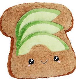"Squishable 19"" Squishable Avocado Toast"