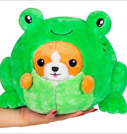 Squishable Squishable Undercover Corgi/Frog (7'')
