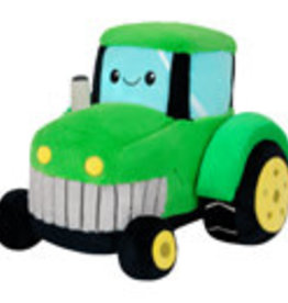 "Squishable Squishable Go! Green Tractor (12"")"