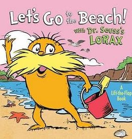 Random House Lets Go to the Beach with The Lorax by Dr Suess