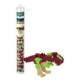 Plus-Plus Plus - Plus Tube T-Rex