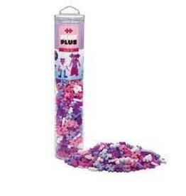 Plus-Plus Plus - Plus Tube 240 pc Glitter Mix