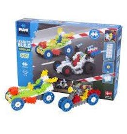 Plus-Plus Plus - Plus Learn to Build Vehicles