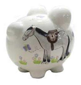Child to Cherish Giddy Up Horse Piggy Bank