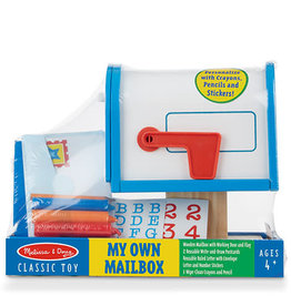 Melissa & Doug My Own Mailbox