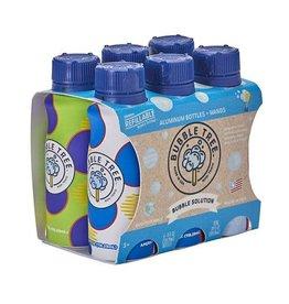Bubble Tree 6 Pack Bubble Solution 4 oz Bottles