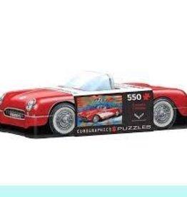 EuroGraphics Corvette Cruising  - 550 PC in Tin