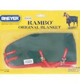 Breyer Rambo Blanket
