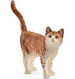 Schleich Orange Cat