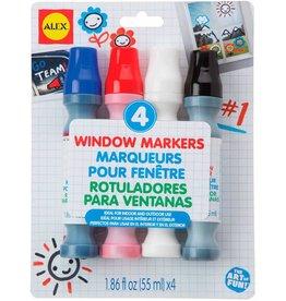 Alex Brands 4 Window Markers