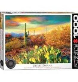 EuroGraphics Desert Dreams 1,000 PC