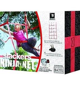 Slacker Slackers Ninja Net Red