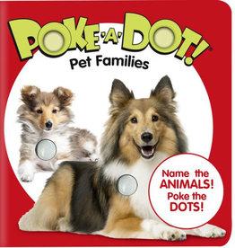Melissa & Doug Poke-A-Dot Pet Families