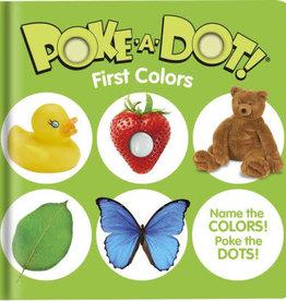 Melissa & Doug Poke-A-Dot: First Colors