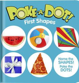 Melissa & Doug Poke-A-Dot: First Shapes