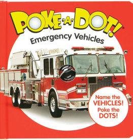 Melissa & Doug Poke A Dot! Emergency Vehicles