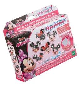 Aquabeads Mickey and Minnie Mouse Aquabead