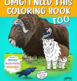 Amanda Rose Warren OMG! I Need This Coloring Book Too! #2