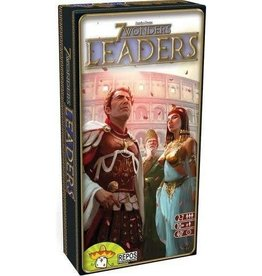 Repos Production 7 Wonders Expansion Leaders