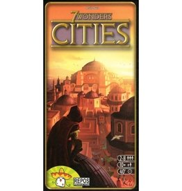 Repos Production 7 Wonders Expansion Cities