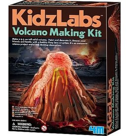 Kidz Lab Volcano Making Kit